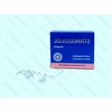 STANOZOLOL INJECT 1ml 50mg/ml Radjay Healthcare
